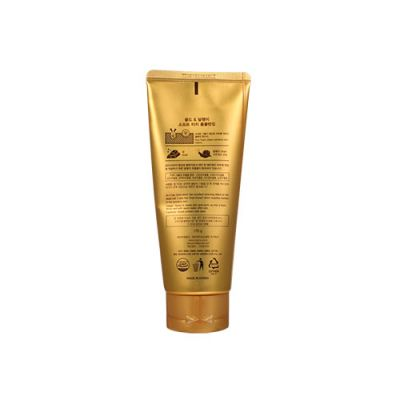 [Buy 2 get 1 free] 24K Gold Snail Soft Touch Foam Cleansing