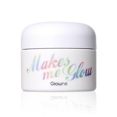 [凡購買Glowhill 全效潤膚精華棉片一件,可享優惠價$ 99 換購]極光白炫撕拉面膜