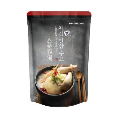 [4件優惠] 韓國人蔘雞湯