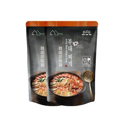 [2件優惠] 韓國部隊鍋火鍋湯底