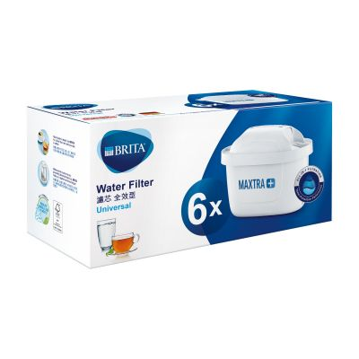 BRITA - MAXTRA+ 全效濾芯 (六件裝)