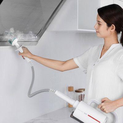 DEERMA - 德尔玛五合一蒸气消毒杀菌清洁机 ZQ600H (白色)