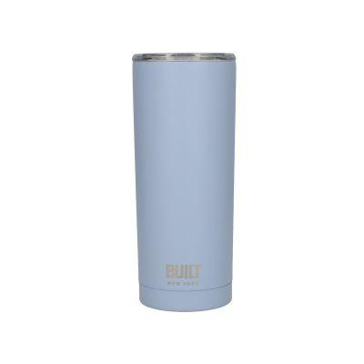 BUILT - 不鏽鋼保溫杯 (淺藍)