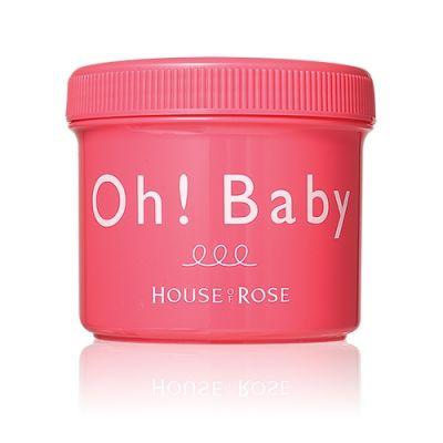 Oh! Baby Body Scrub