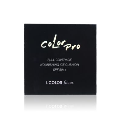 Color Pro Full Coverage Nourishing Ice Cushion SPF 50+ / PA+++