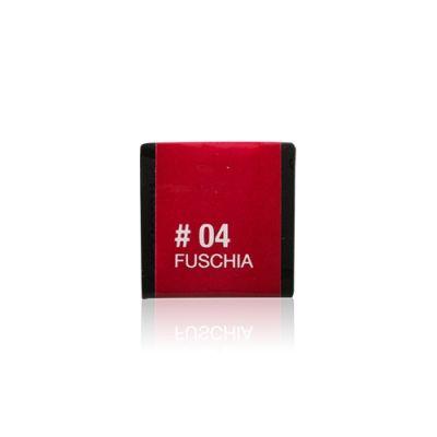 慕絲漾彩唇膏 #04 Fuschia