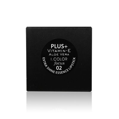 PLUS+ Extra Shine Essence Lipstick #02