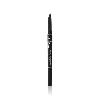 Triangle Eye Brow Pencil #01 Perfect Black