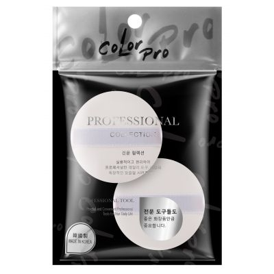 Color Pro 韓國專用氣墊粉撲