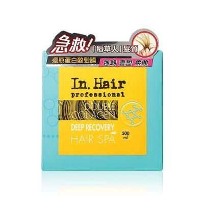 [2件優惠] 還原蛋白酸修復髮膜