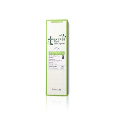 [2pcs - Special Price] TEATREE MAGIC CLEANSING FOAM