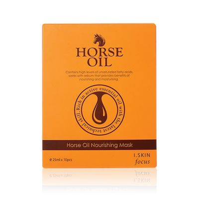 [Buy 2 get 1 free] Horse Oil Nourishing Mask