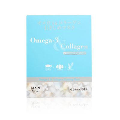 [3 boxes -  Special Offer] Omega-3 & Collagen Firming Mask (New Packaging)