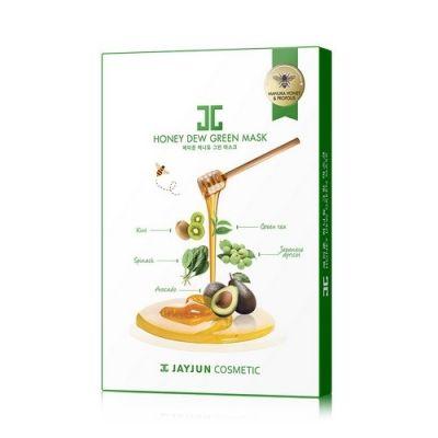 Honey Dew Green Mask