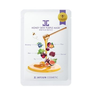 Honey Dew Purple Mask