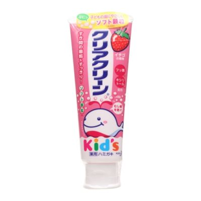 儿童护齿牙膏(草莓味)