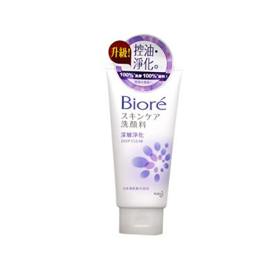Biore Facial Foam (Deep Clean)