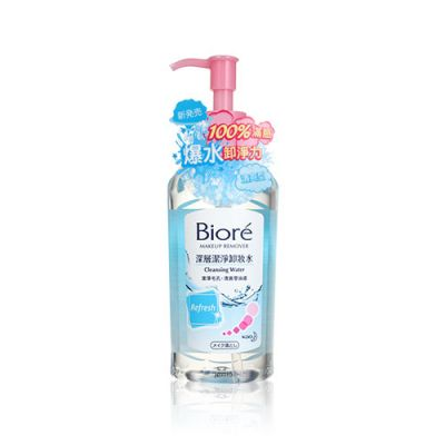 Biore Micellar Cleansing Water (Oil Control)