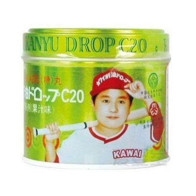 无腥味日本肝油丸C20