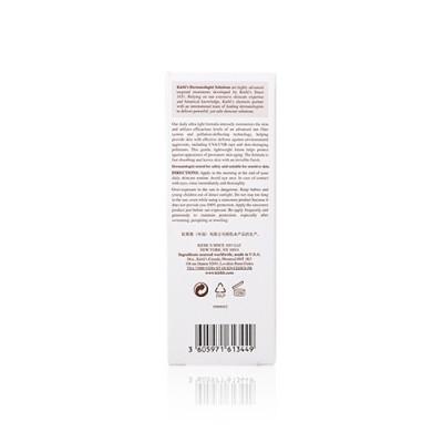醫學全效抗污染輕柔防曬乳SPF50 PA++++