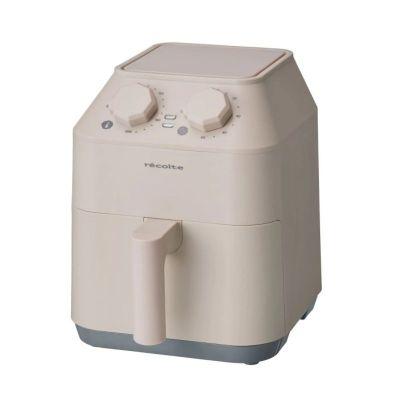 récolte气炸锅 -Air Oven 2.4L 日式气炸锅 RAO-1 香槟白色