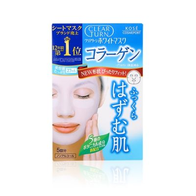 Clear Turn Collagen Whitening Mask