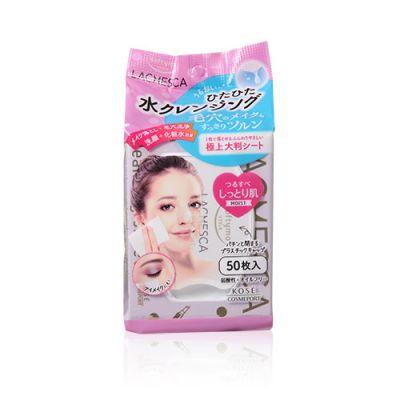 卸粧濕紙巾 (保濕型)