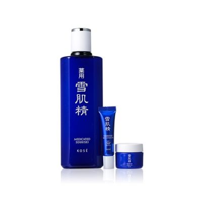 [Buy Any products over HK$99+HK$189] Beauty Skin Set (Lotion+Herbal Gel+Emulsion)