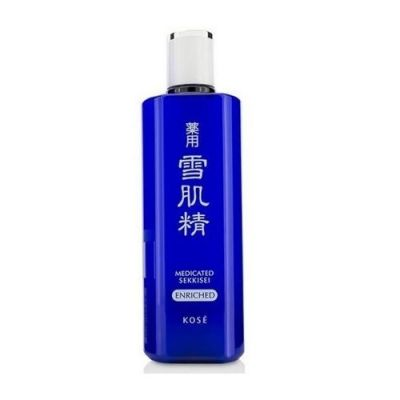 Medicated Sekkisei Enriched Lotion