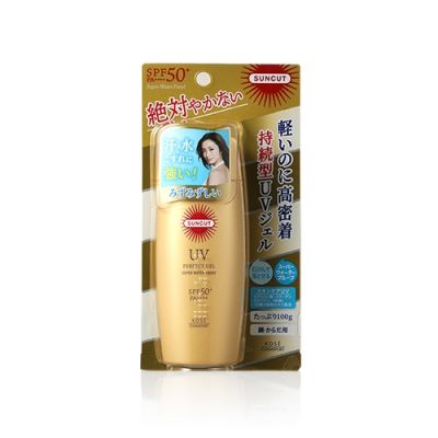 Suncut Perfect UV Protect Gel Super Water Proof SPF50+ PA++++
