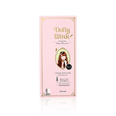 Dolly Wink Liquid Eyeliner (Deep Black)