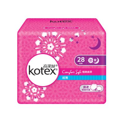 COMFORT SOFT Kotex Comfort Soft UT D/ON 28cm