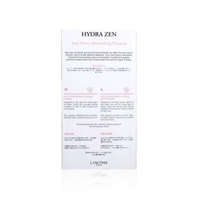 Hydra Zen Neo Calm Day + Night 24H Moisturising Partners
