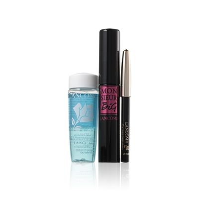 Monsieur Big Mascara Kit  (4items)