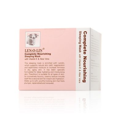 Complete Nourishing Sleeping Mask