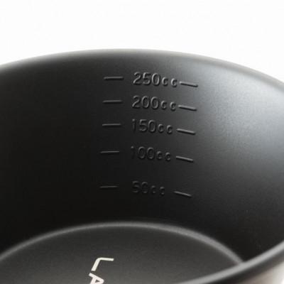 G-100BK 不銹鋼Sierra杯 300ml (帶刻度) - 黑色