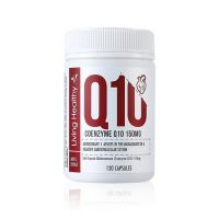 Living Healthy 輔酶Q10抗氧化膠囊