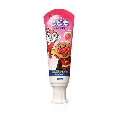 麵包超人兒童牙膏(草莓味)