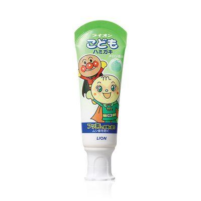 麵包超人兒童牙膏(蜜瓜味)