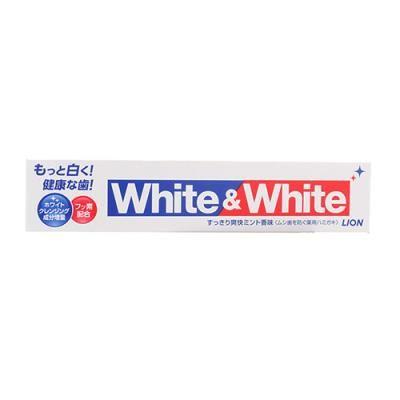 美白牙膏(清涼薄荷味)