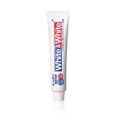 White & White Toothpaste