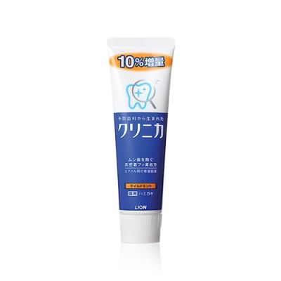 Clinica Toothpaste Mild Mint Vertical 10% Weighting