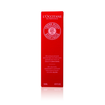 Shea Butter Wonderful Rose Hand Cream