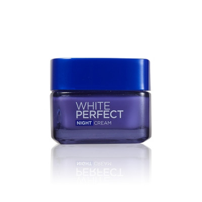 White Perfect Re-Lighting Whitening Soothing Cream NIGHT