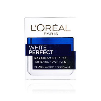 White Perfect Fairness Control Moisturizing Cream Day SPF17 PA++