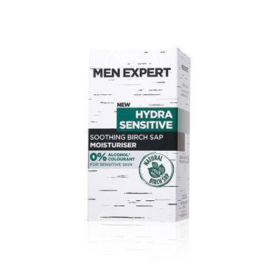 男士敏感肌肤24小时补水乳