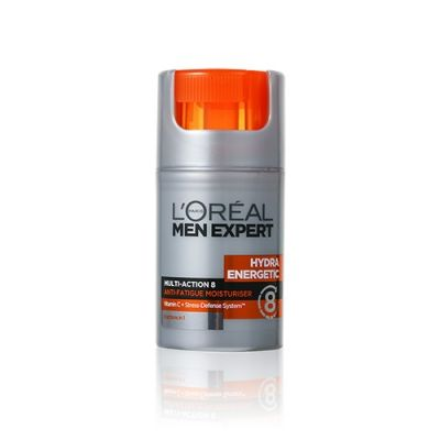 Men Expert Hydra Energetic Multi Action 8 Anti-Fatigue Moisturiser (Reno)