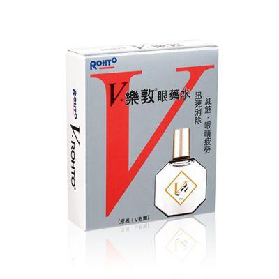 新V眼藥水 (銀盒)