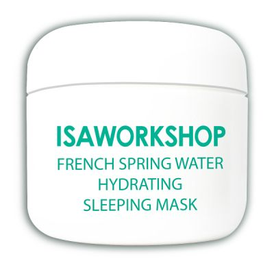 French Spring Water Hydrating Sleeping Mask