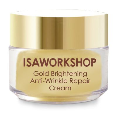 Gold Brightening Anti-Wrinkle Repair Cream